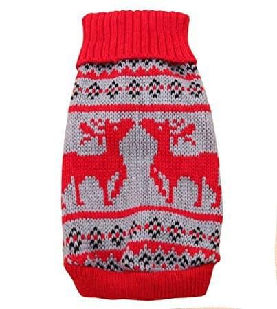 PetBoBo Christmas Reindeer Sweater