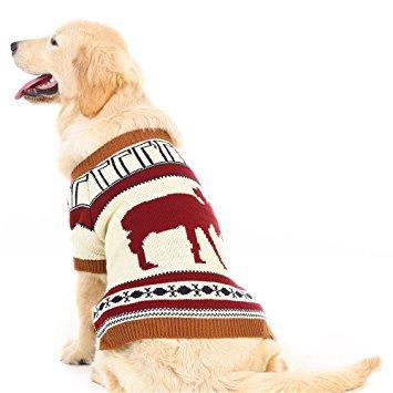 PUPTECK Reindeer Dog Sweater