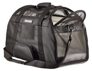 Airline Cat Carrier Under Seat Travel Bag by Caldwell's Pet Supply Co