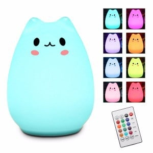Elfeland Cute Kitty LED Light