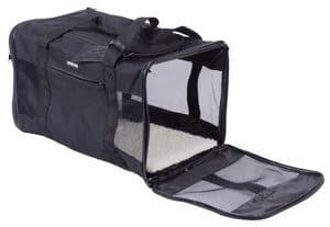 ExPAWlorer - Airline Pet Travel Carrier Soft-Sided for Cats and Small Dogs