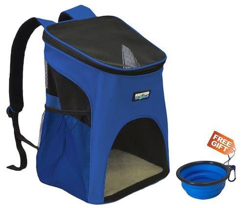 KritterWorld Pet Carrier Backpack
