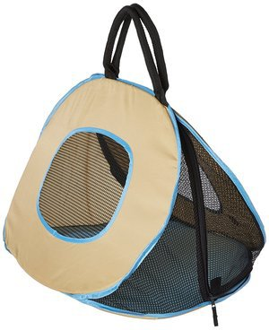 Necoichi - Portable Ultra Light Cat Carrier with Double Zipper Closure