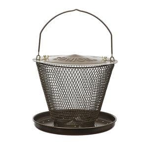 No No Bronze Tray Bird Feeder BZUD00326
