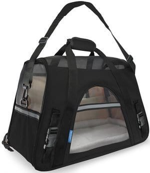 OxGord - Paws & Pals Airline Approved Pet Carriers
