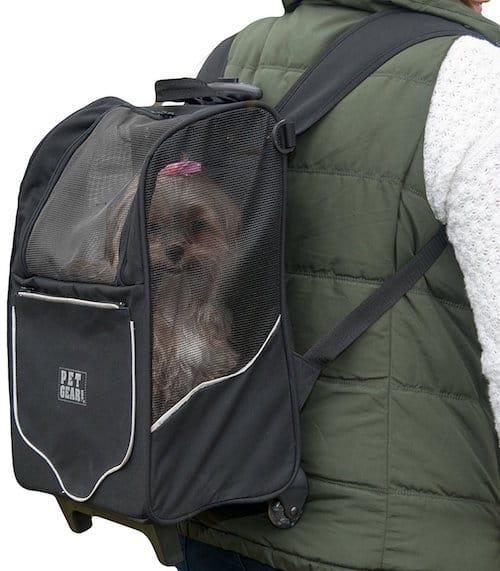 Pet Gear I-GO2 Sport Roller Backpack
