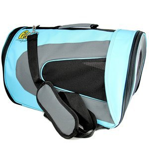 Pet Magasin - Luxury Soft-Sided Cat Carrier [Airline TSA Approved]-