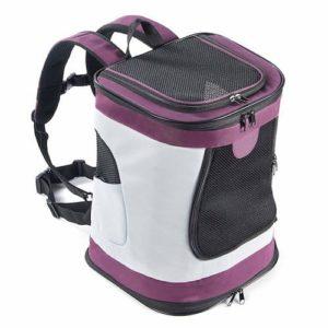 Pettom Soft-Sided Dog Backpack