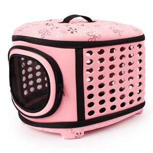 QZBAOSHU - Hard Sided Pet Carriers Pet Houses Cats or Dogs Out Portable Cages