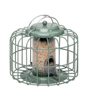The Nuttery NT056 Round Seed Feeder Mini