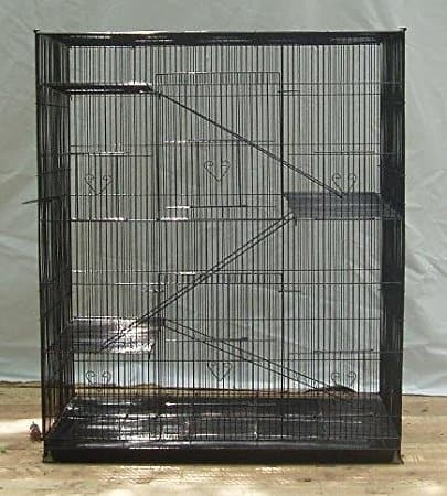 Mcage Economical 4 Level Cage For Small Animals