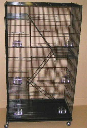 Mcage 5 Level Ferret Cage