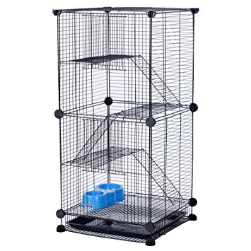 Modular Add-Up Small Animal Cages Series CW63088