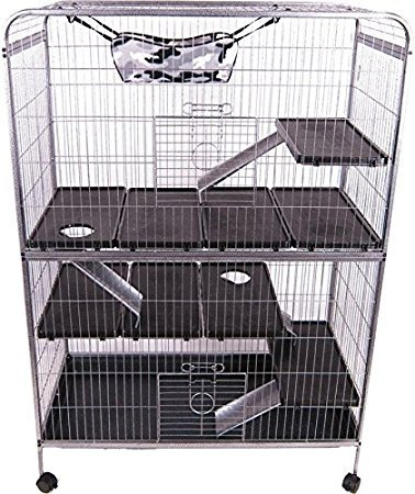 Ware Manufacturing Deluxe Ferret Home
