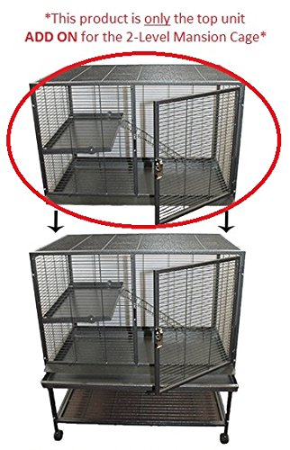 Exotic Nutrition Mansion Cage for Ferrets