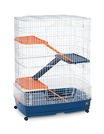 Prevue Pet Products SPV480 4-Story Ferret Cage