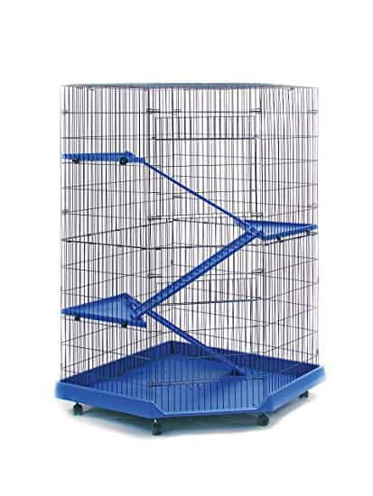 Prevue Pet Products 479 Ferret Corner Cage
