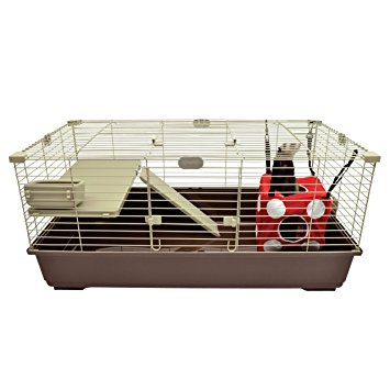 Marshall Pet Products Townhouse II Ground Story Ferret Cage