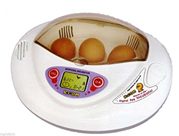 Digital Egg Incubator RCOM Mini