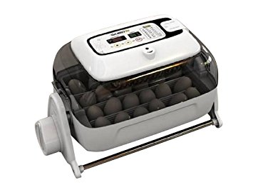 Digital Egg Incubator R-com 20 Suro Chicken or Reptile Incubator