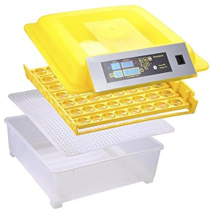 Leemas Inc 56 Digital Egg Incubator Hatcher