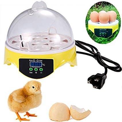 Eshion 7 Eggs Incubator