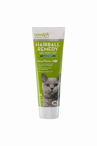 Tom Lyn Laxatone in Tuna for Hairball Relief
