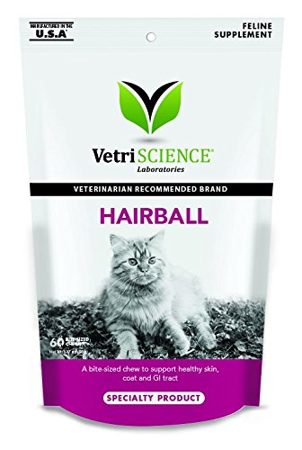 VetriScience Laboratories Hairball Digestive Support