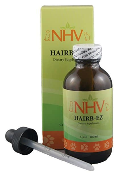 NHV Natural Hairball Remedy for Cat and Dog