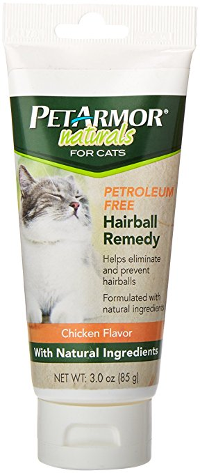 PetArmor Naturals Petroleum Free Hairball Remedy