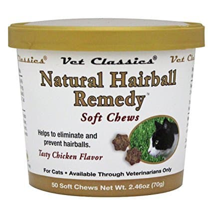 Vet Classics Natural Hairball Remedy