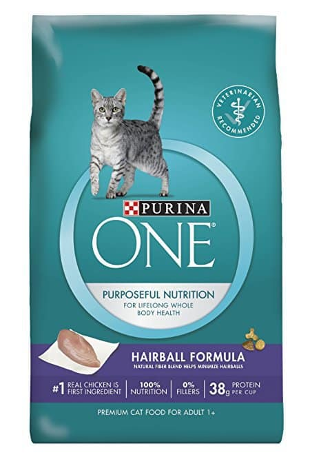 Purina ONE Hairball Formula for Cat