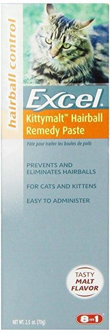 Excel Kittymalt Hairball Remedy