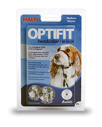 Halti Opti Fit Head Collar for Dogs