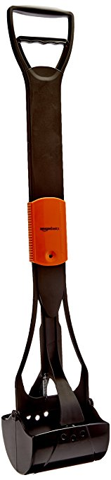AmazonBasics Foldable Jaw Clamp Scooper