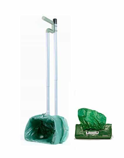Bag Scooper Adjustable Pooper Scooper