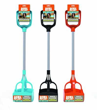 Animal Planet Hassle Free Jumbo Pets Waste Scooper