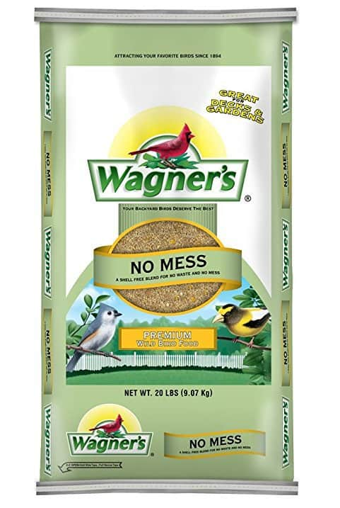 Wagner's 62076 No Mess Wild Bird Food