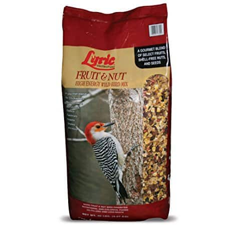 Lyric Fruit & Nut High Energy Wild Bird Mix