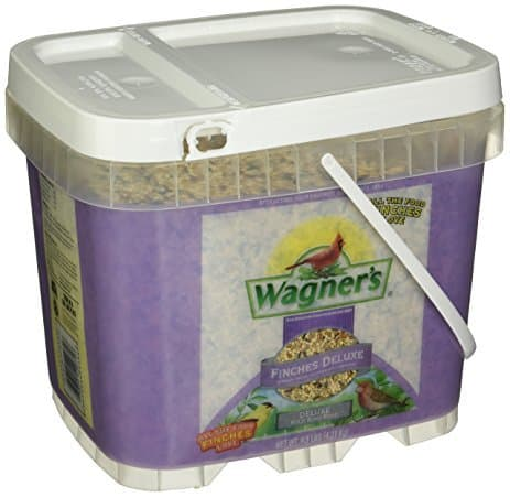 Wagner's 62071 Finches Deluxe Blend