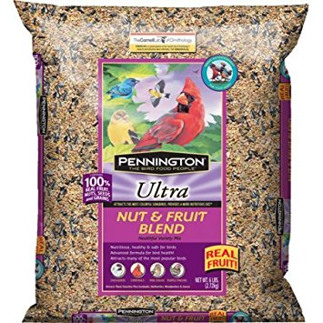 Pennington Ultra Nut and Fruit Blend Bird Seed