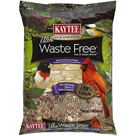 Kaytee Waste Free Nut and Raisin Blend