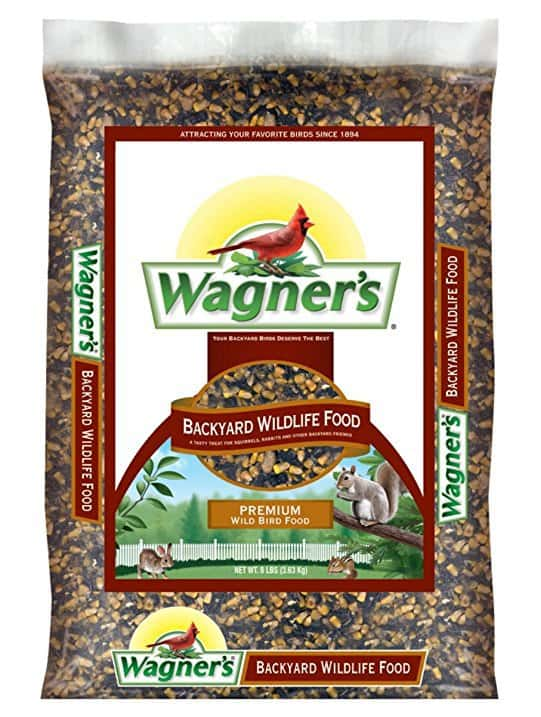 Wagner's 62046 Backyard Wildlife Food