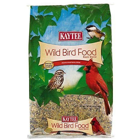 Kaytee Basic Blend Wild Bird Food