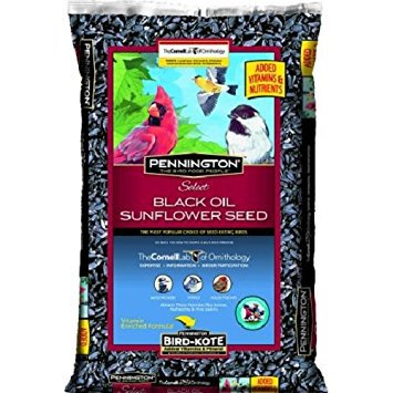 Pennington Select Black Oil Sunflower Seed