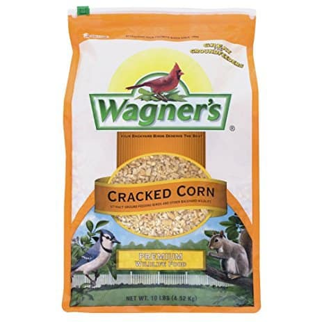 Wagner's 18542 Cracked Corn