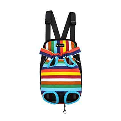 TAILUP Legs Out Front Dog Carrier Backpack