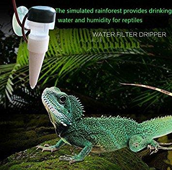 HAYU Reptile Drinking Fountain