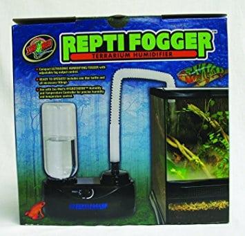 Zoo Med Reptile Fogger Terrarium Humidifier