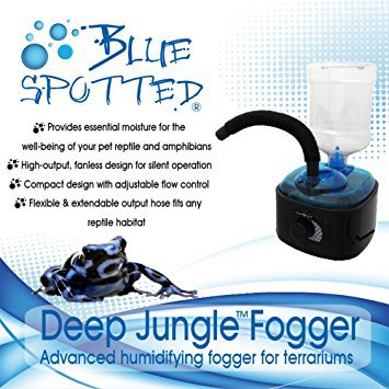 Blue Spotted Deep Jungle Fogger